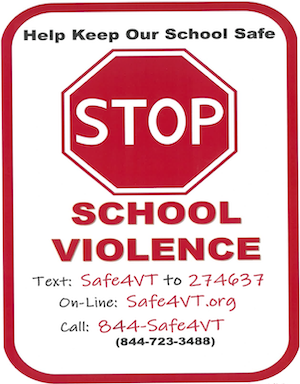 School Violence Poster